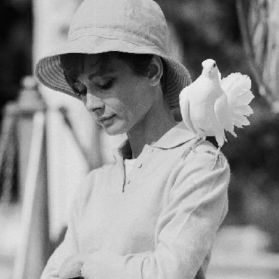 TERRYO'NEILL, O'NEILL, FASHION, PHOTOGRAPHY,Audrey Hepburn by Terry O'Neill
