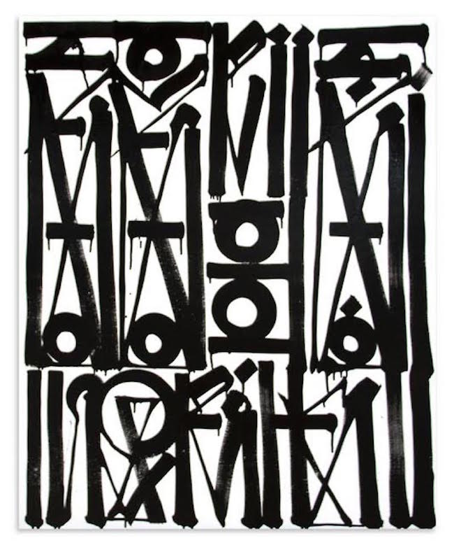 Series Mark by Retna