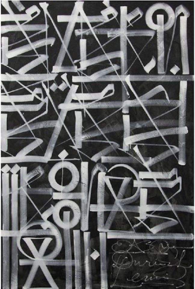 Untitled 2015 by Retna