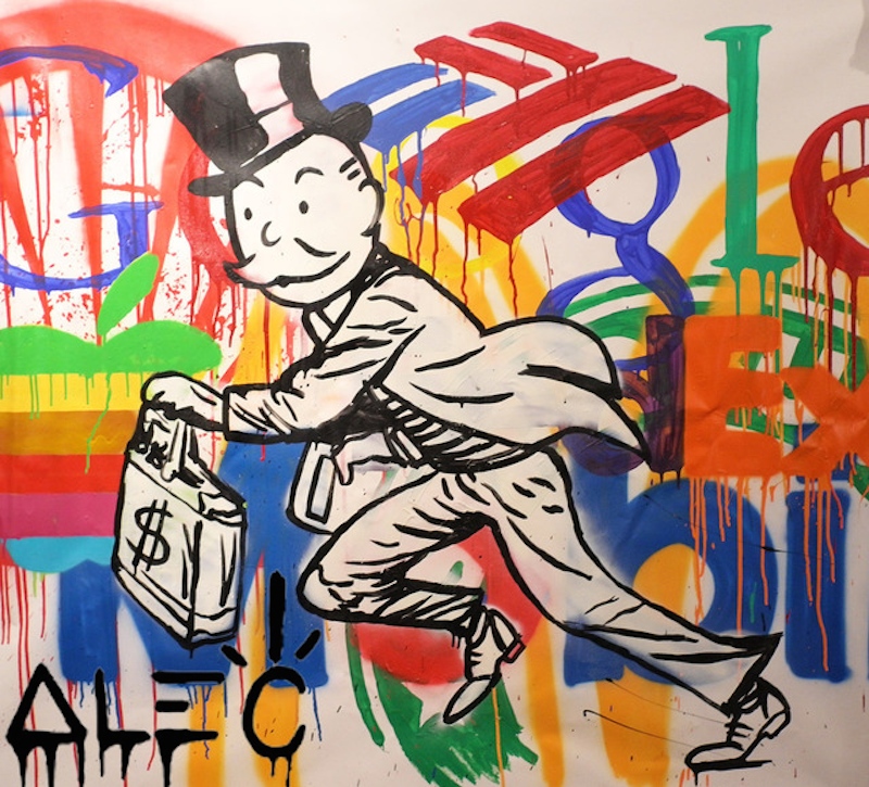 Corporatism by Alec Monopoly