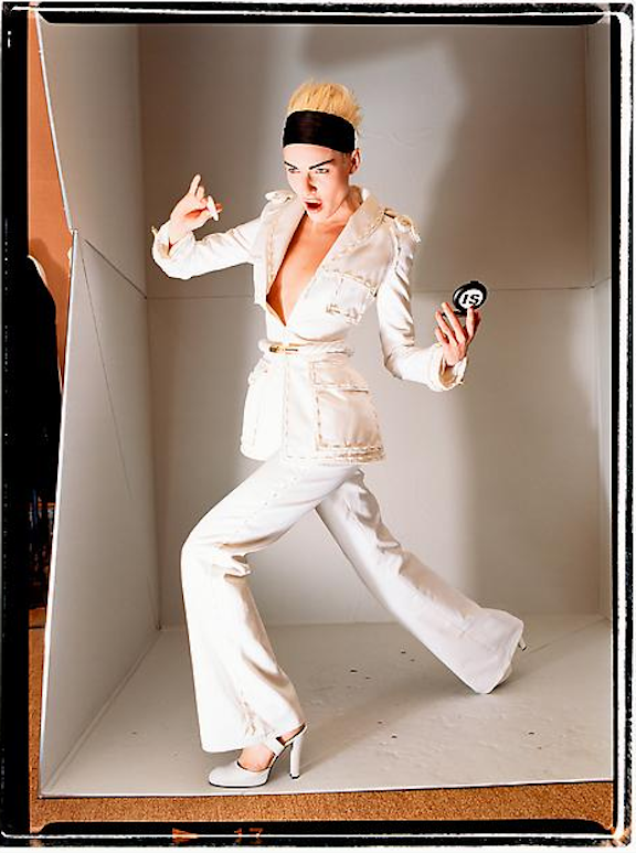 Is 3 by David LaChapelle