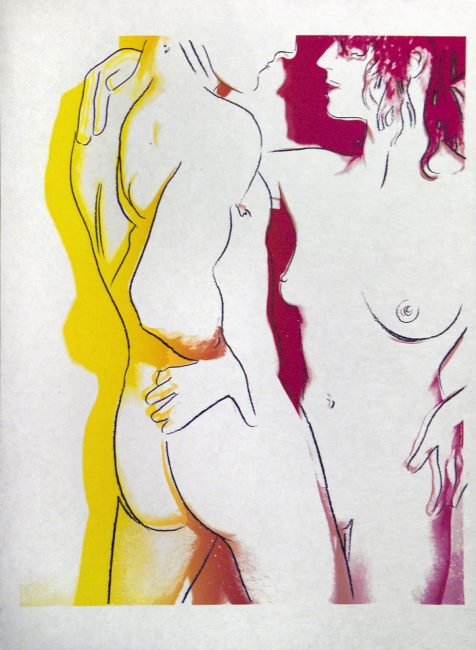 Love by Andy Warhol, Love by Andy Warhol