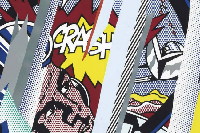Roy Lichtenstein's Reflections Collection, Roy Lichtenstein's Reflections Collection