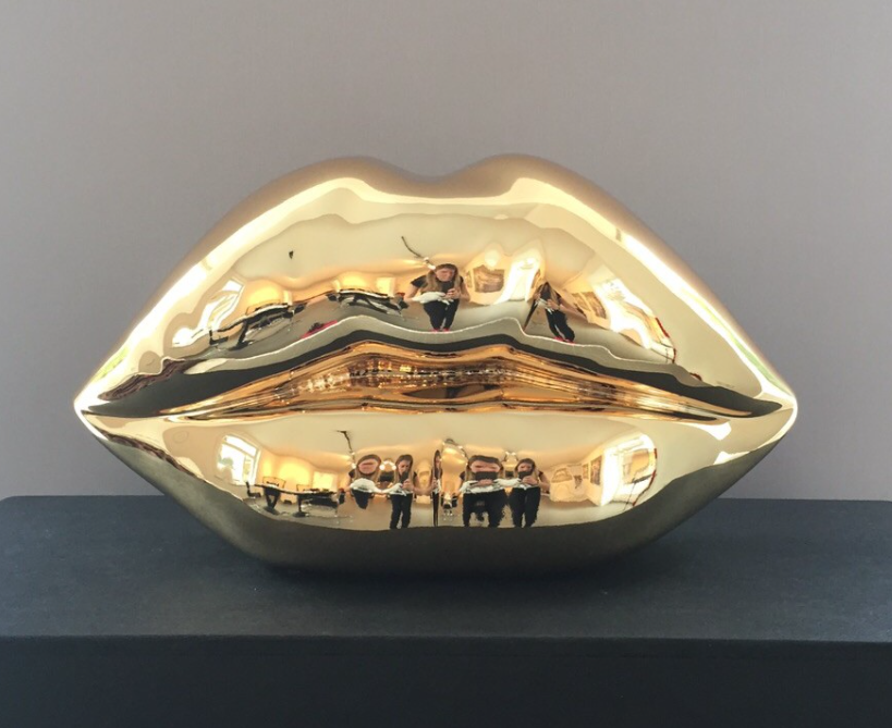 Niclas Castello – The Kiss (24 Carat Gold)