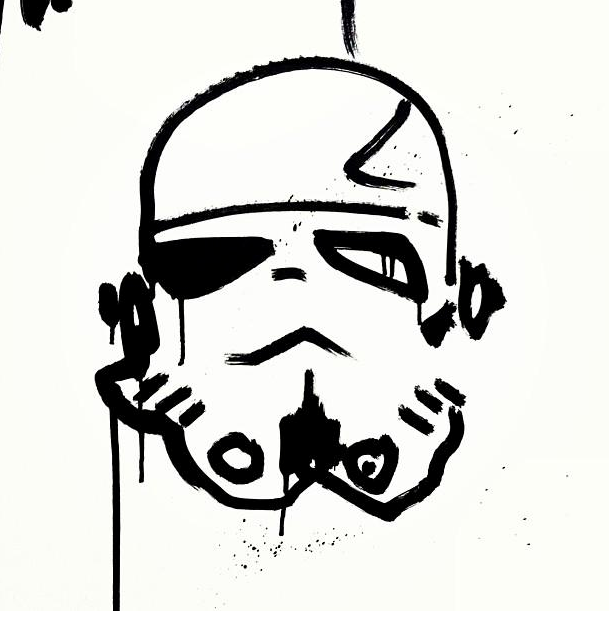 Storm Trooper by Gregory Siff