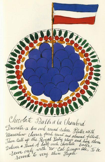 andywarhol, warhol, pop, pop art,wild raspberries