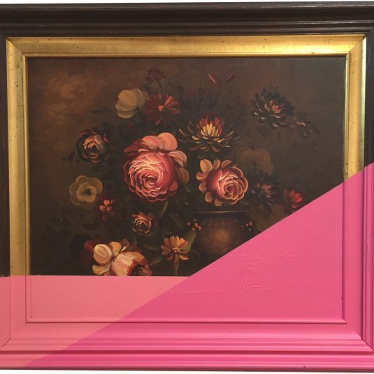 Double Dipped Roses by TMFA, emerging, tmfa, the most famous artist