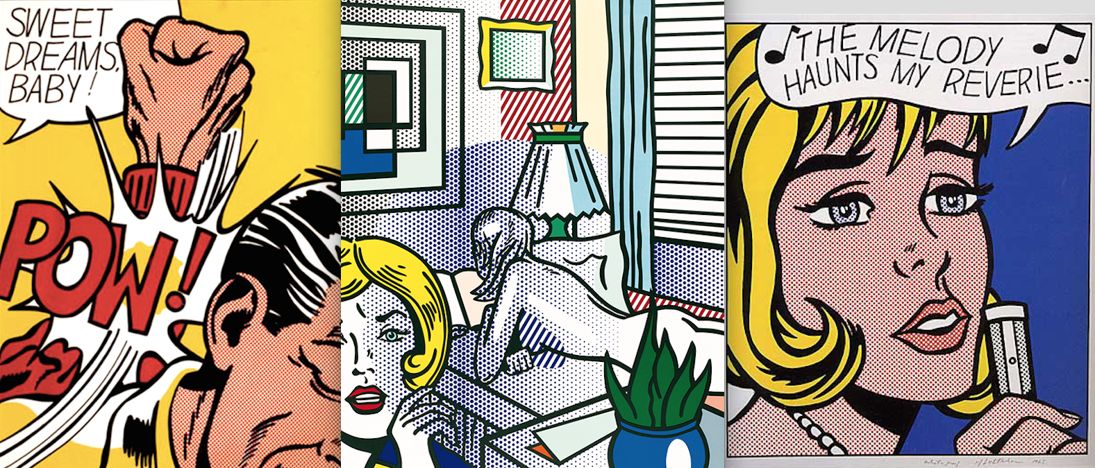roy lichtenstein pop art essay An intensive development of pop art (popular art) essay on pop art claes oldenburg, roy lichtenstein andandy warhol.
