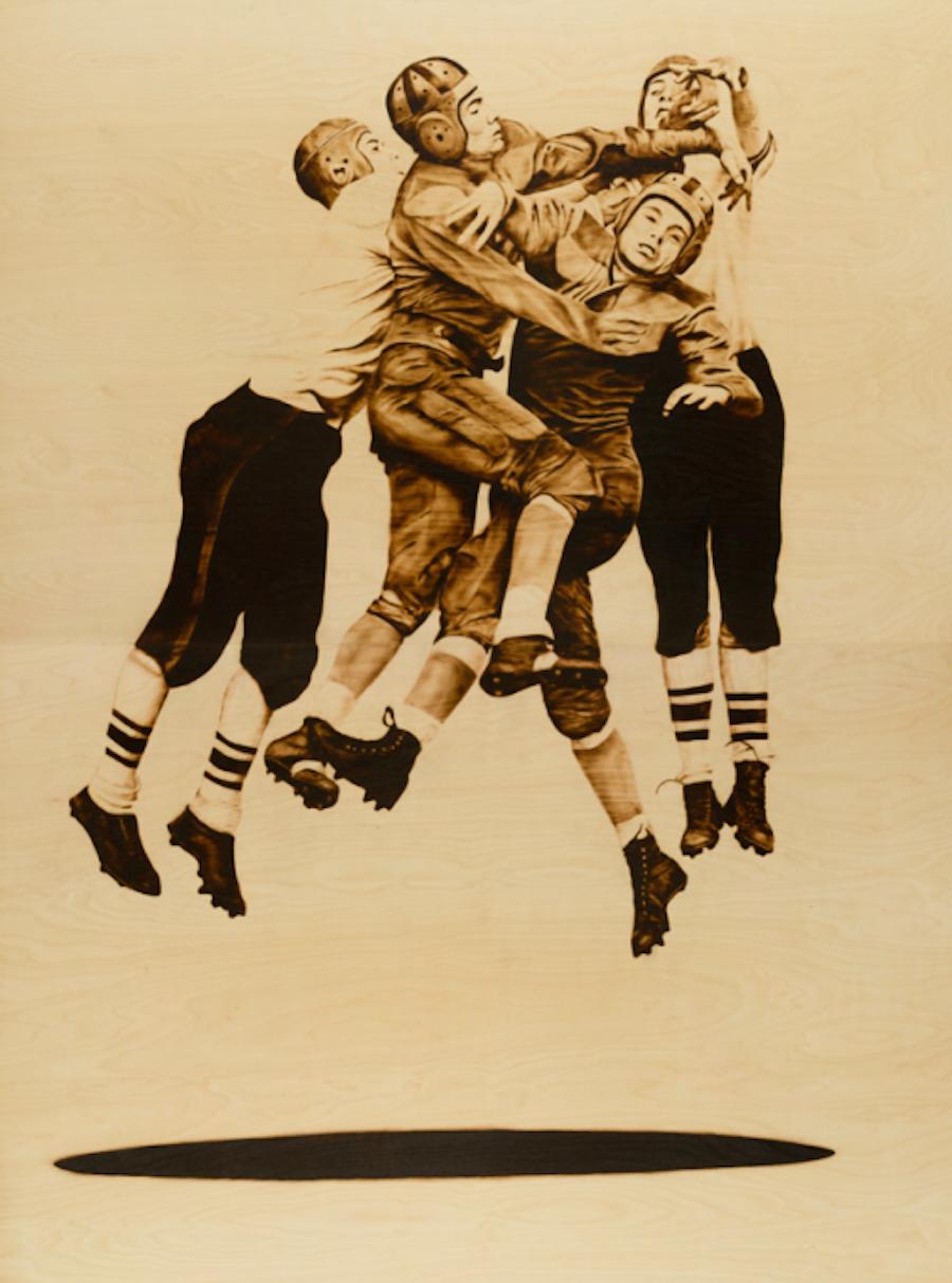 Football by Ryan McCann