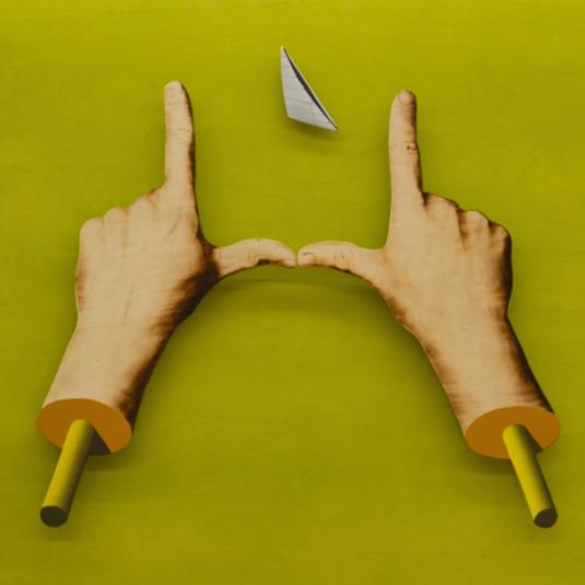 Paper Football by Ryan McCann , ryanmccann, mccain, graphic
