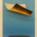 Paper Fall Blue by Ryan McCann , Ryan McCann, mccain, ryanmcann, graphic