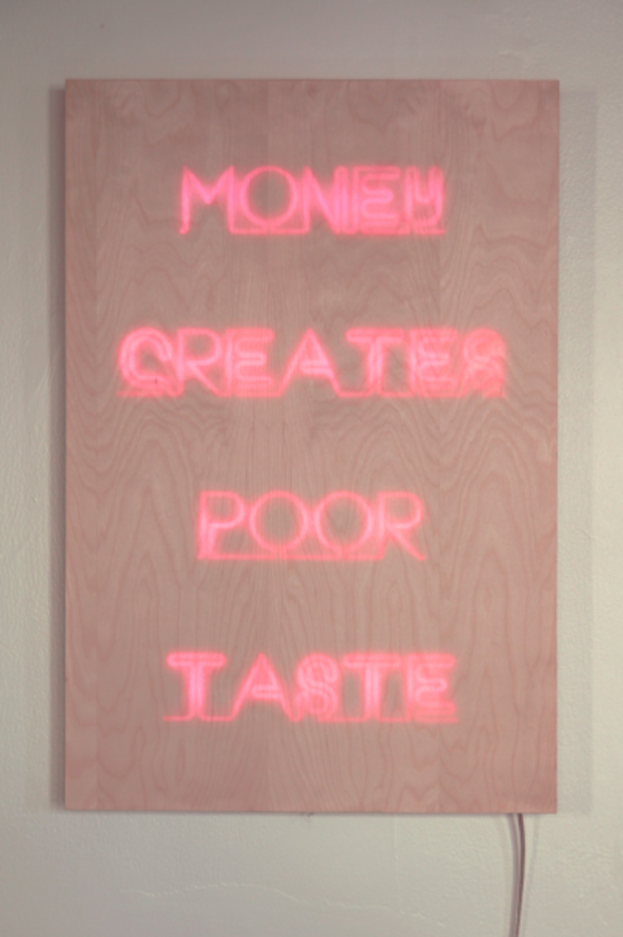 Money Creates by Ryan McCann