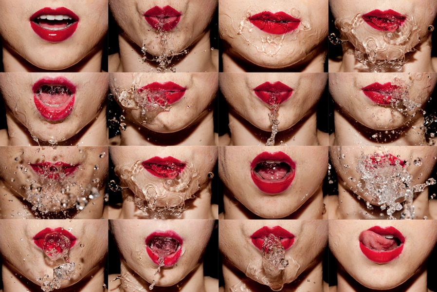 Water Mouth by Tyler Shields