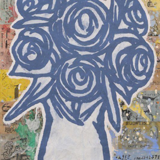 Donald Baechler, Baechler, Artworks by Donald Baechler