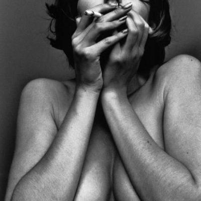 Arielle Monte Carlo Portfolio (10) by Helmut Newton