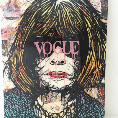 Anna Vogue by Alec Monopoly