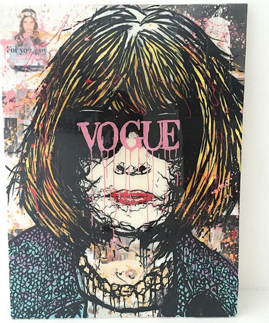 Anna Vogue by Alec Monopoly
