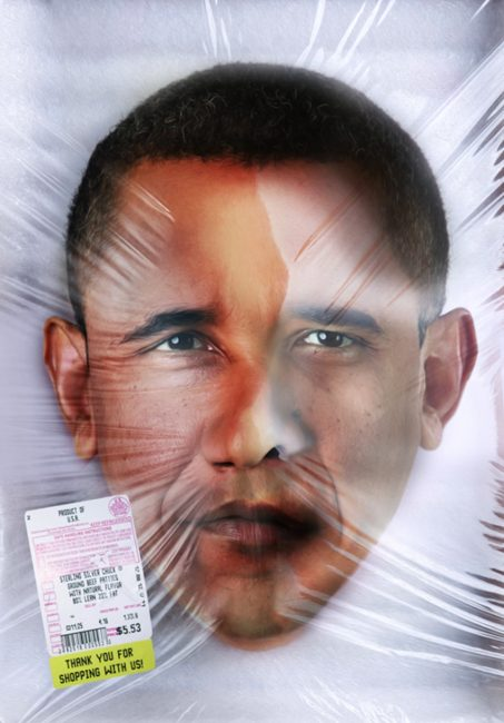 Expired Meat (Obama), Saint Hoax, Lenticular, New