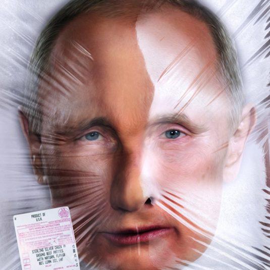 Expired Meat (Putin), Saint Hoax, Lenticular, New