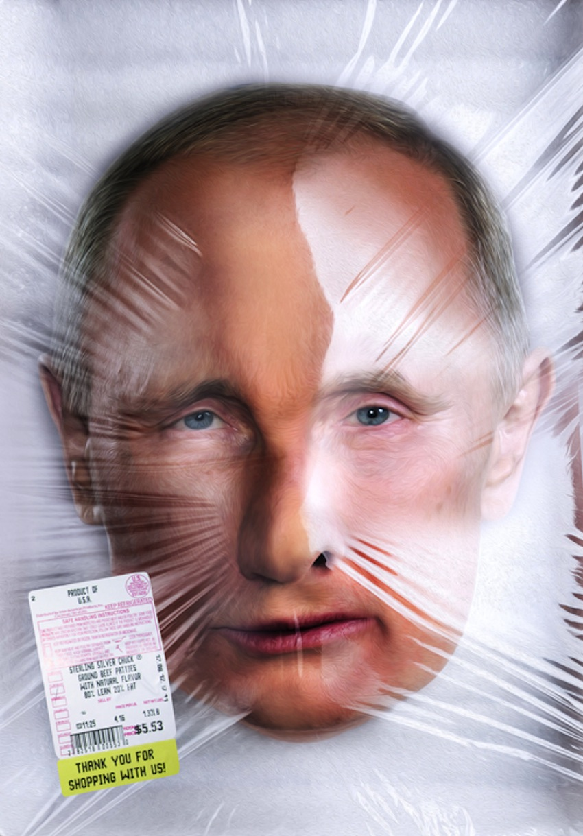 Expired Meat (Putin) by Saint Hoax