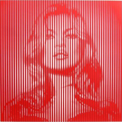 Kate Moss Print by Mr.Brainwash , Mr.Brainwash,