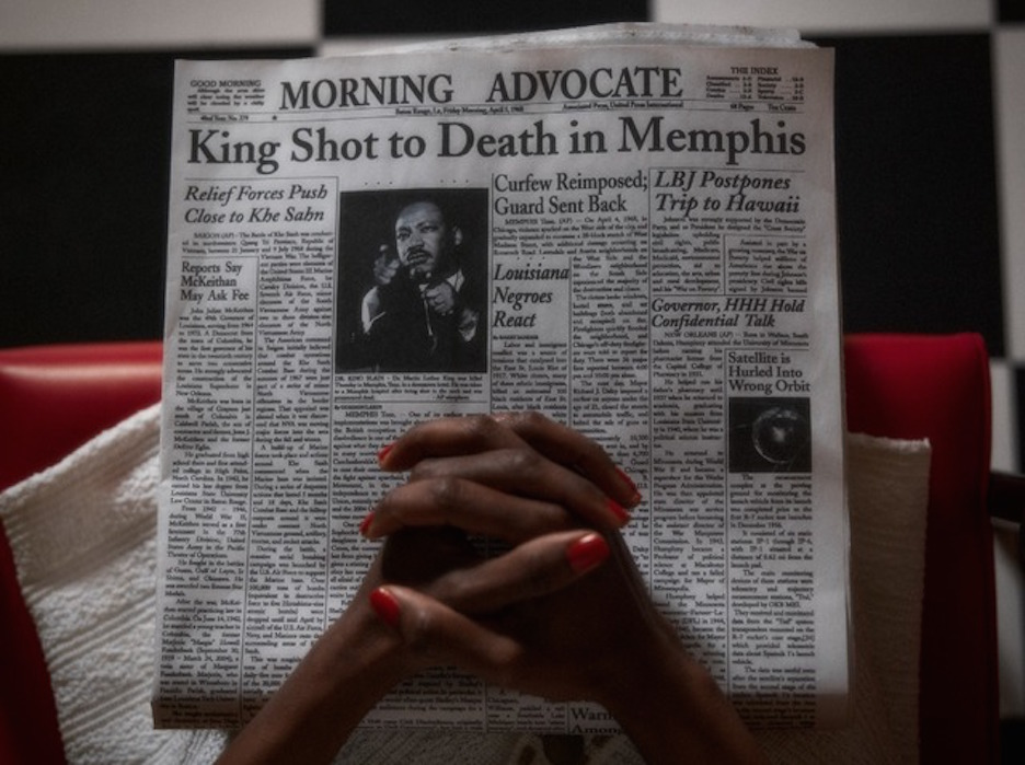 King Shot to Death in Memphis by tyler Shields