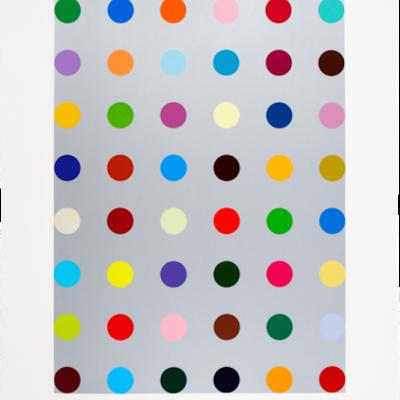 Lepidine by Damien Hirst , Hirst, DamienHirst