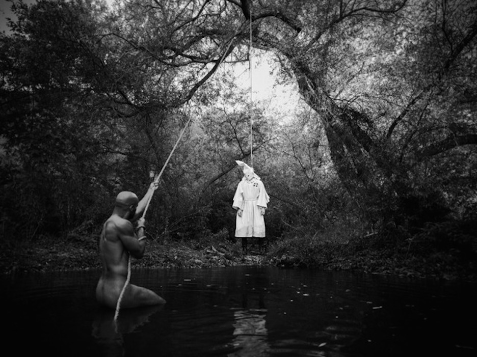 Lynching by Tyler Shields