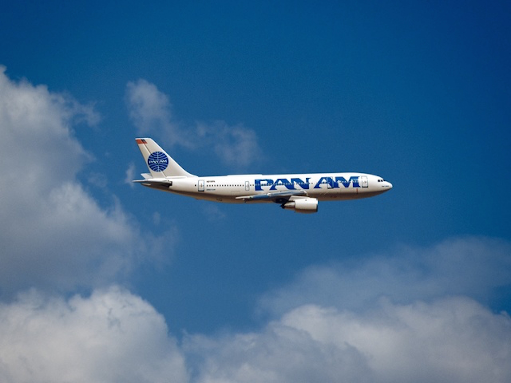 Pan Am by Tyler Shields