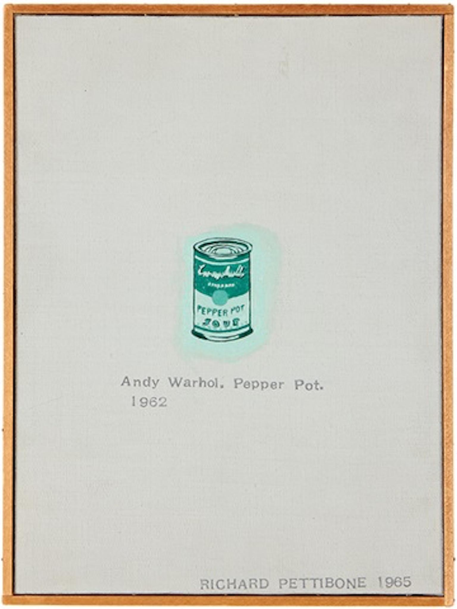 Pepper Pop by Richard Pettibone