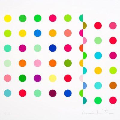 S-Lactoylglutathione by Damien Hirst , Damien Hirst, Hirst,