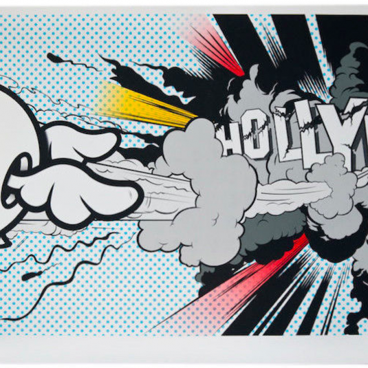 Hollywood Boom by DFACE, DFACE, PRINTS BY DFACE