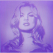 Kate Moss Print by Mr.Brainwash (Purple)