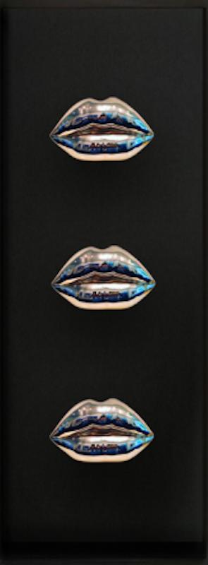 Cleopatra's Lips, 3 times, Niclas Castello, Castello, 24 carat Gilded