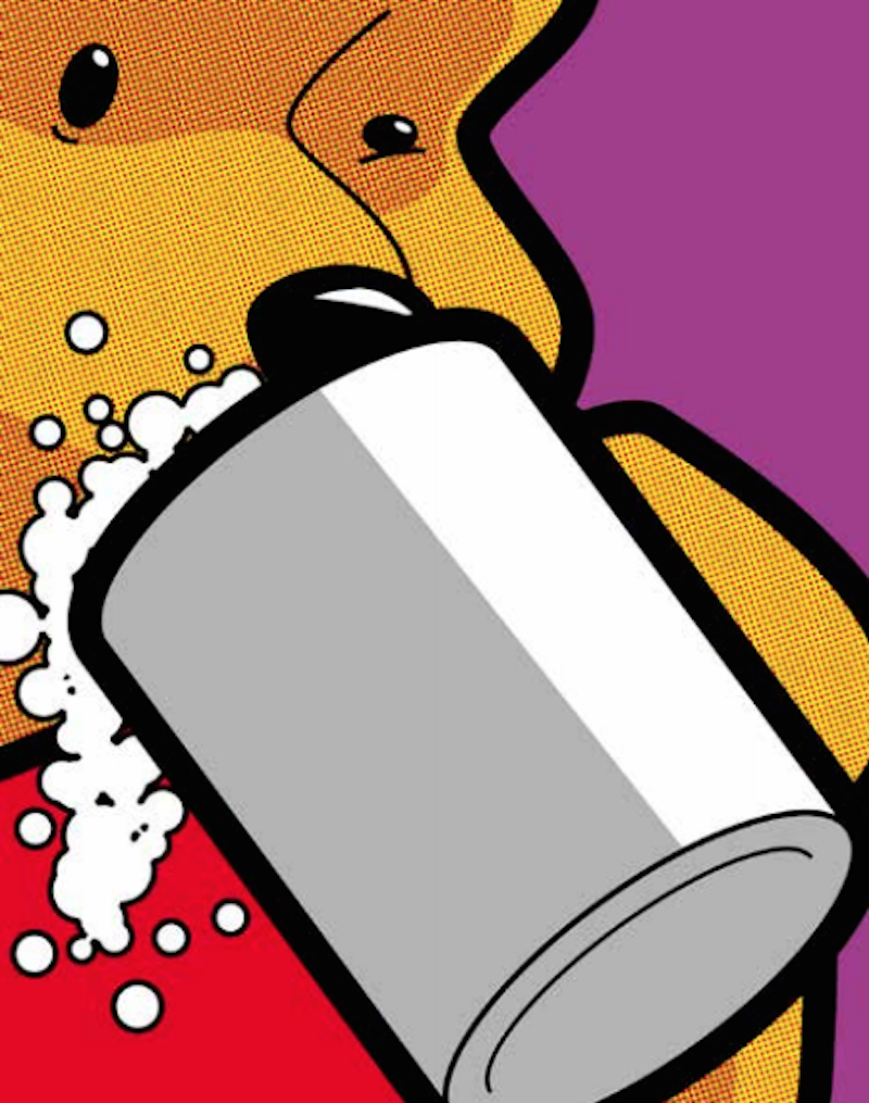 Winnie Beer by Greg Guillemin