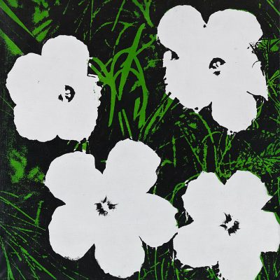 Flowers, 1964, Andy Warhol