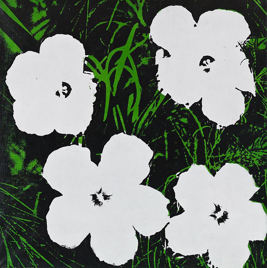 Flowers, 1964, Andy Warhol