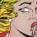 Crying Girl, Roy Lichtenstein