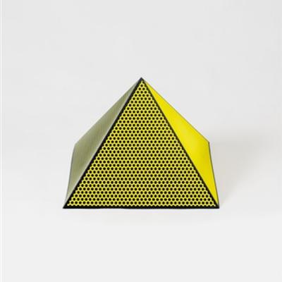Pyramid, Roy Lichtenstein, Lichtenstein
