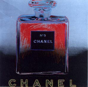 Chanel Trial Proof by Andy Warhol