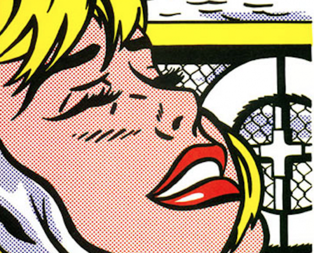 Ship Board Girl, Roy Lichtenstein