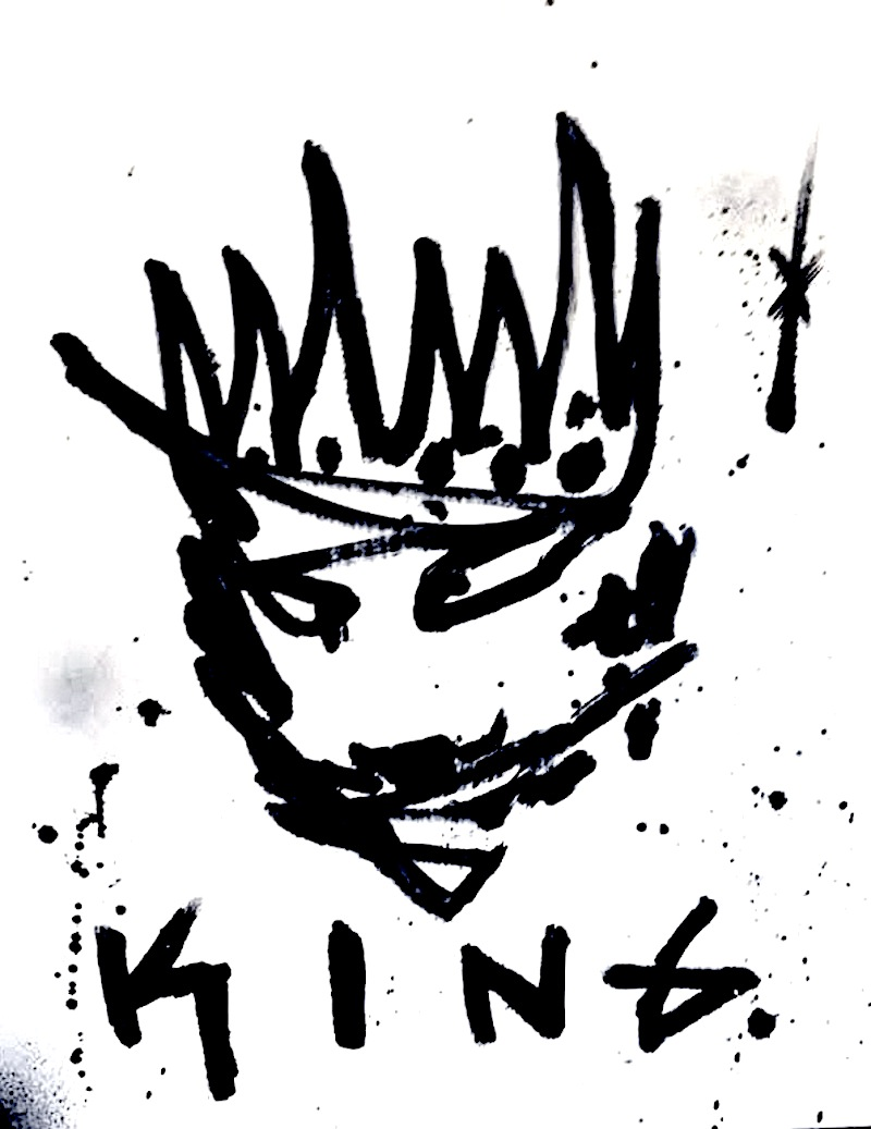 King by Gregory Siff