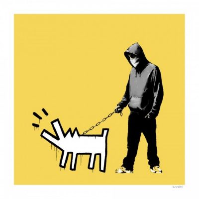Choose Your Weapon, Soft Yellow, Banksy