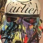Cartier Stormtropper Helmet, Alec Monopoly