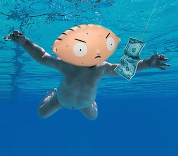 Nevermind Stewie by Santlov