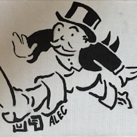 Running Banker, Alec Monopoly