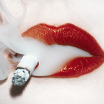 chanel smoke, Tyler Shields