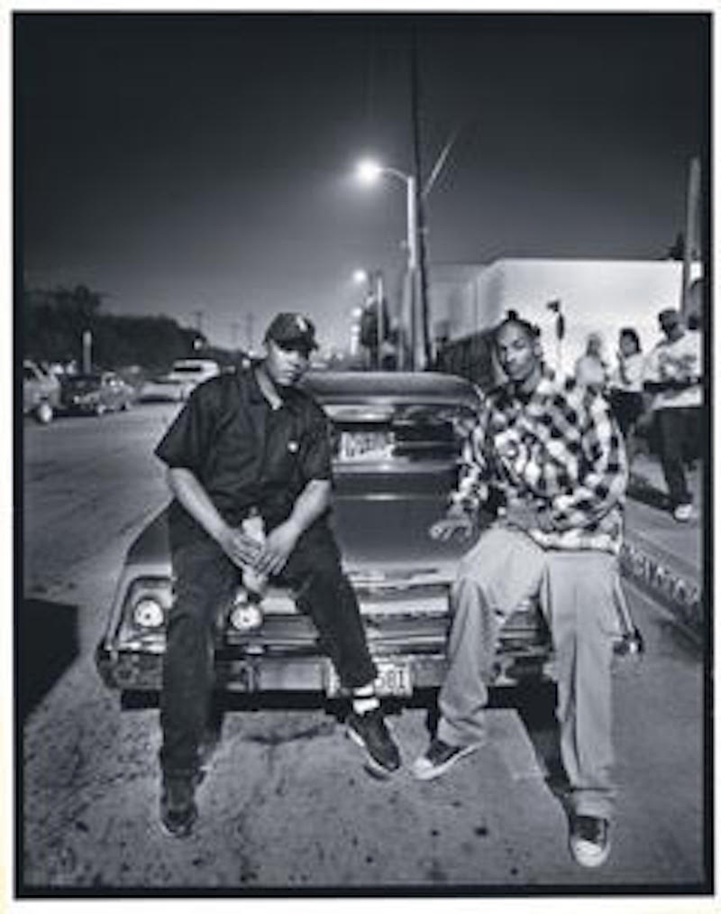 Dr. Dre, Snoop Dogg, Los Angeles, 1993 by Mark Seliger