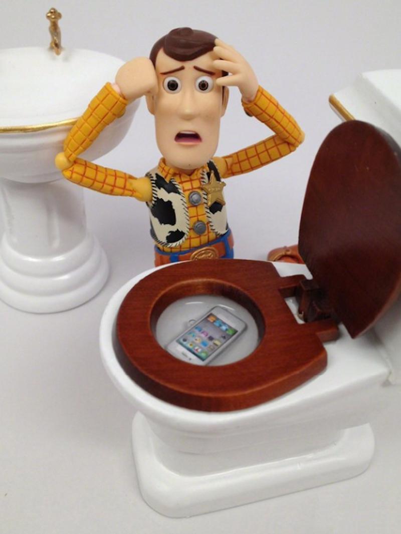 Oh No! Woody by Santlov