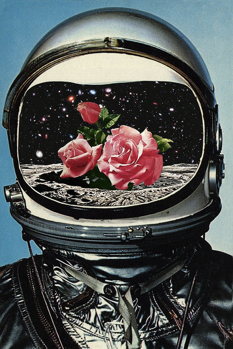 Spring Crop at Rosseland Crater by Eugenia Loli